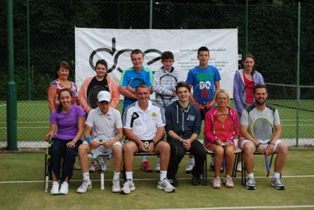 Summer Series Tournament finalists August 2013